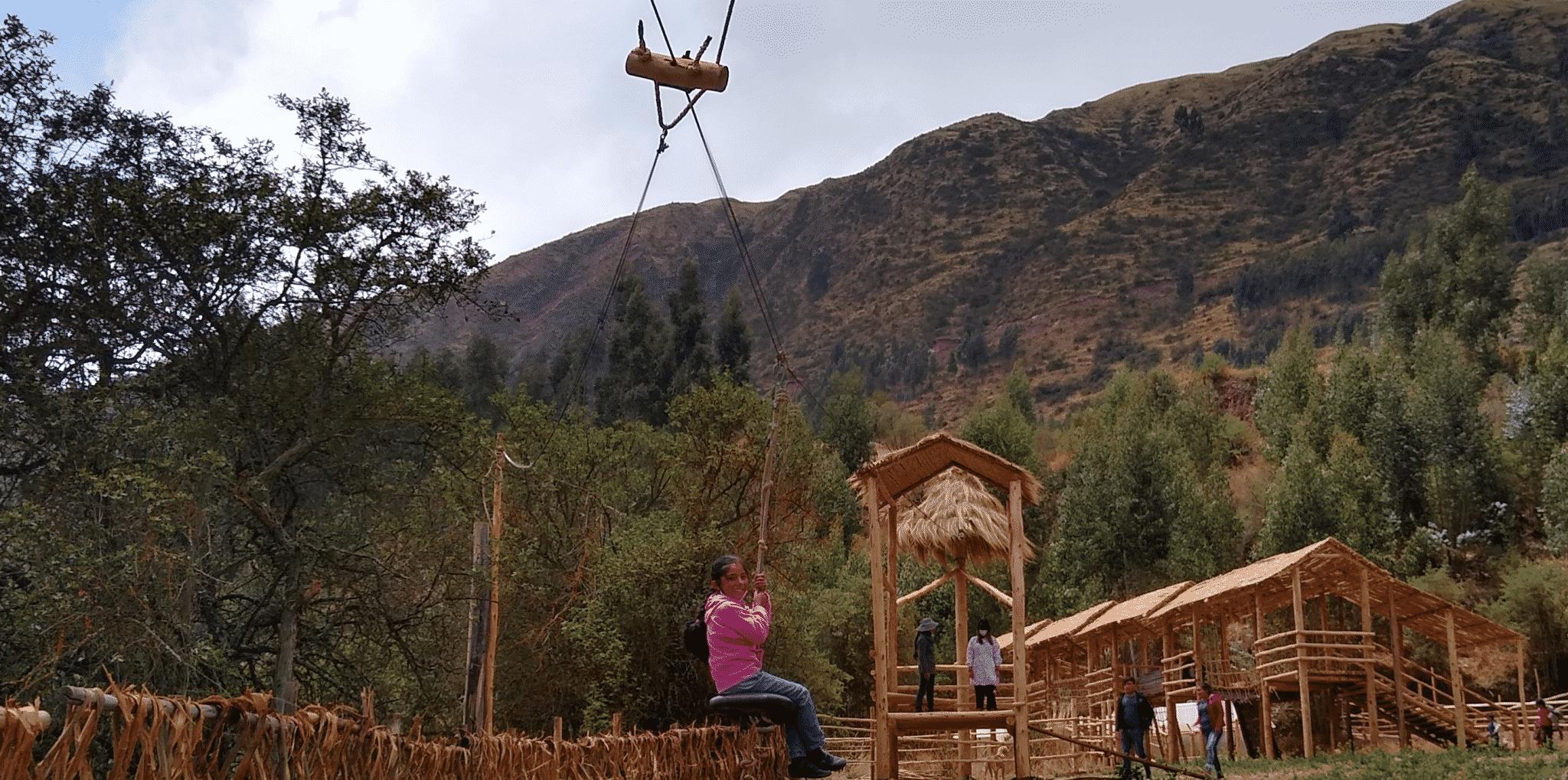 Zip line Cusco