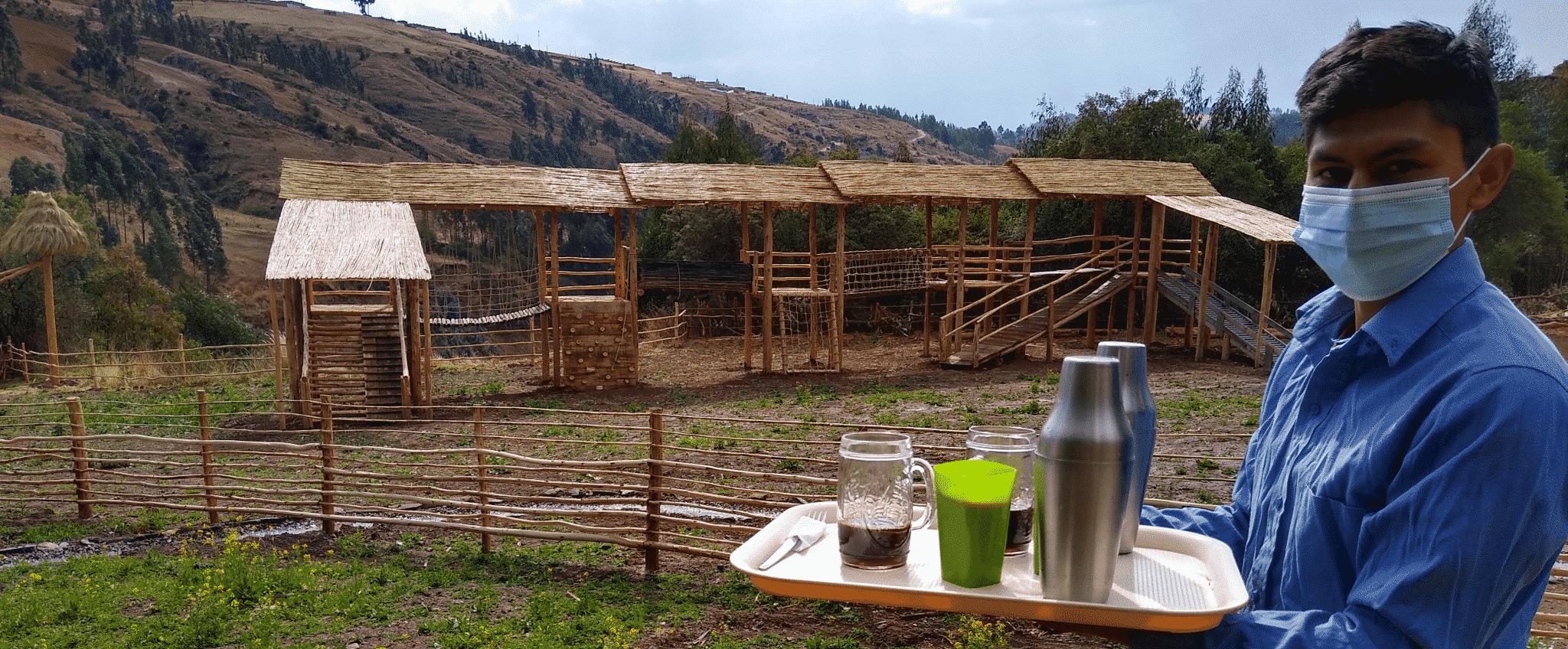 Eco Park location