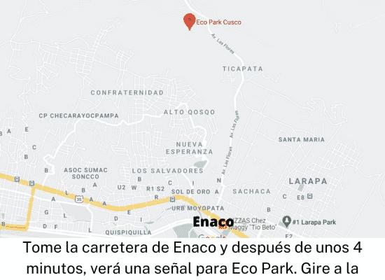 Map Eco Park