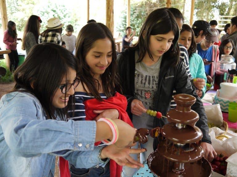 Eco Park birthday party
